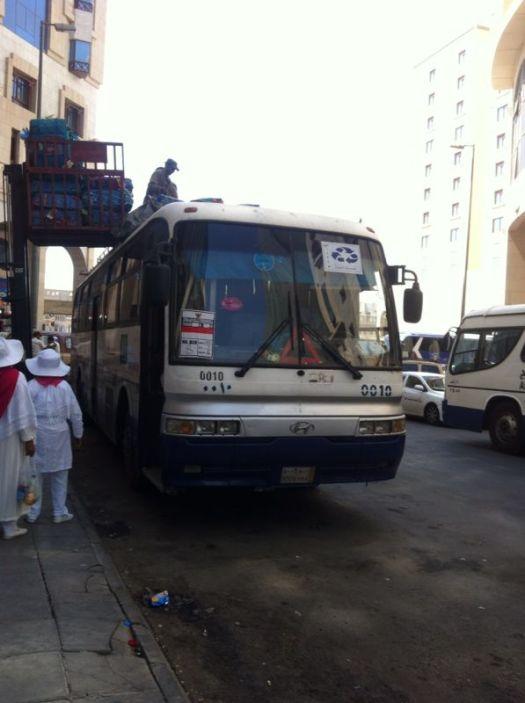 bus hafil