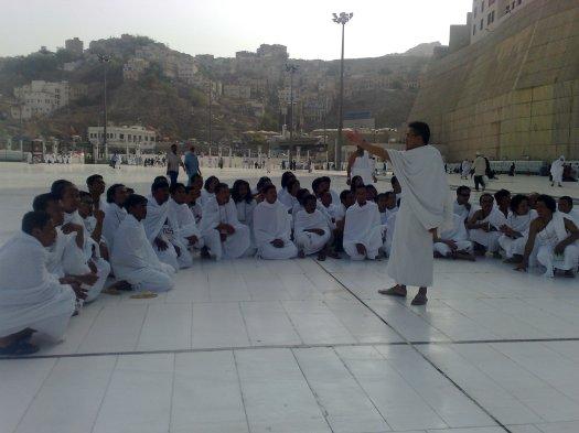 muthawif haji umrah