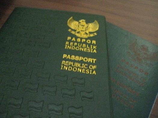 Paspor Haji