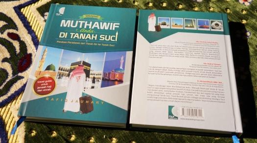 Menjadi Muthawif Anda di Tanah Suci