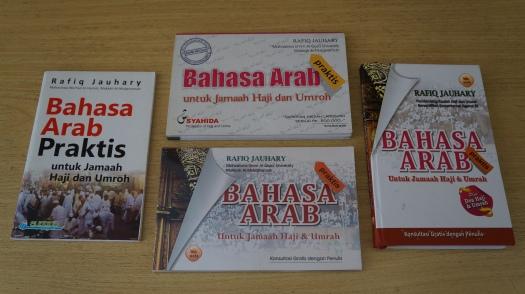 Bahasa Arab Praktis untuk Jamaah Haji dan Umrah