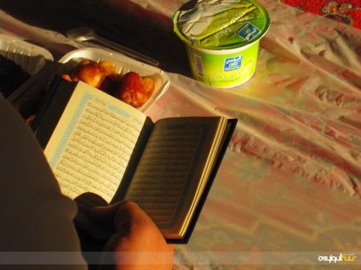 ramadhan di madinah