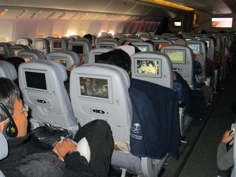 kabin saudia airlines