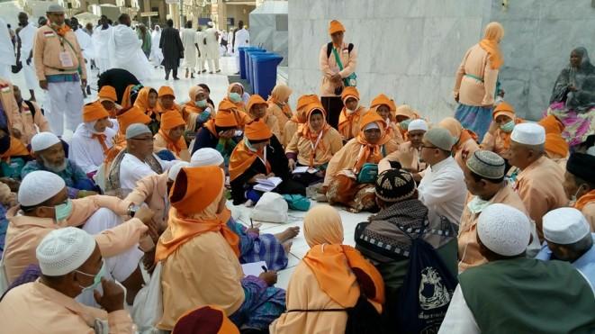 taklim di masjidil haram